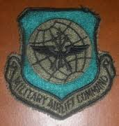 AIr Mobility Command Subdued Patch